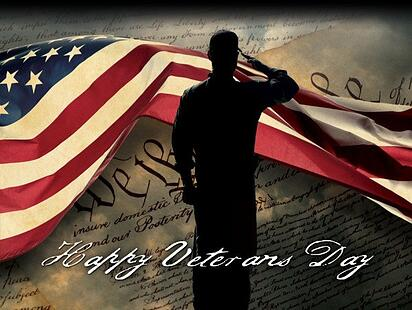 Happy Veterans Day from Tech Service Today. TST provides on-site IT technicians  to your business locations across North America.